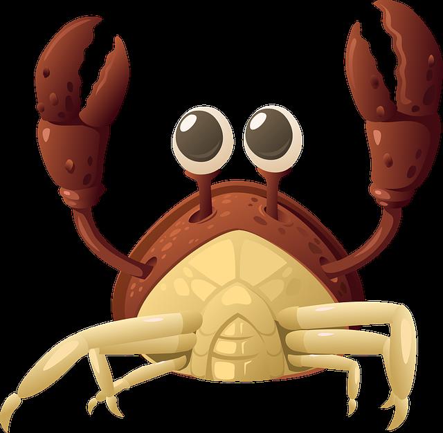 Lobster, Crab, Sea Life, Seafood, Food, Claws