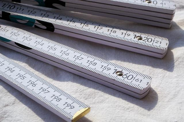 Folding Rule, Measure, Craft, Meter, Exactly