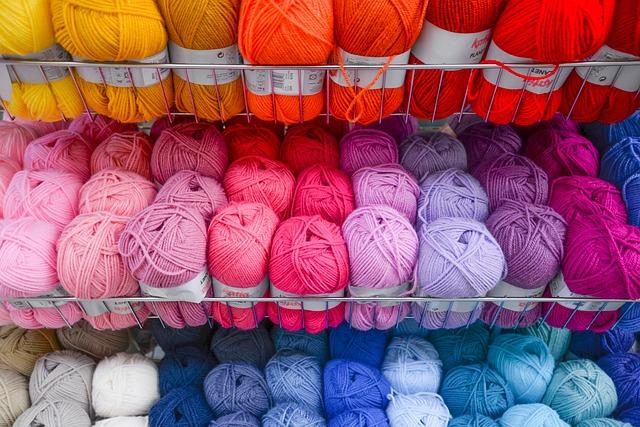 Wool, Shop, Hobby, Craft, Store, Design, Fashion