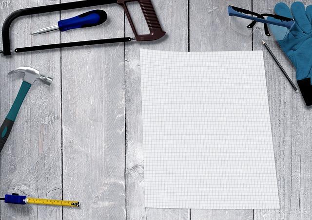 Tool, Table, Background Image, Craftsmen, Craft