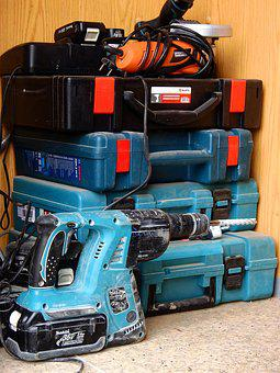 Tool, Devices, Machines, Craft, Technology, Work