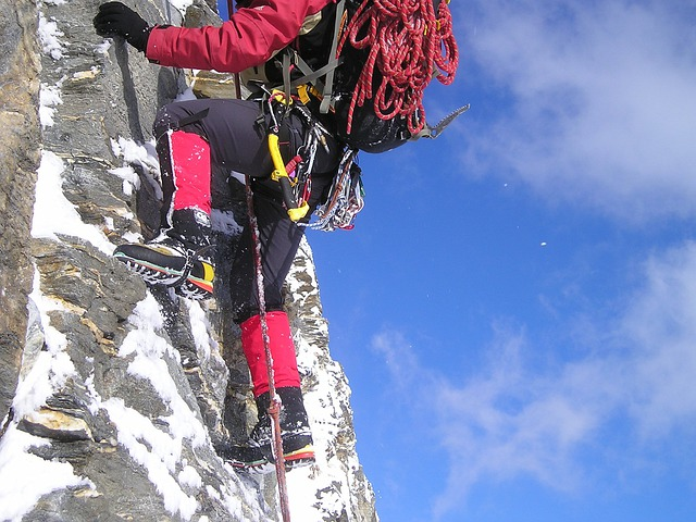Climb, Ice Climbing, Equipment, North Wall, Crampon