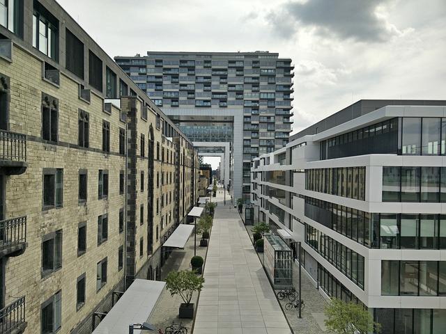 Cologne, Germany, Crane Homes, Modern