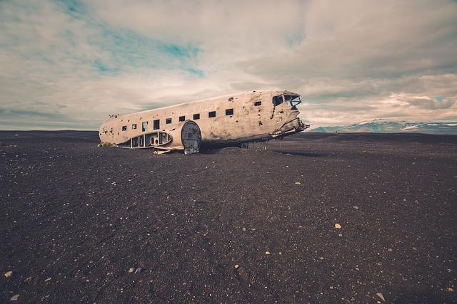 Abandoned, Airplane, Wreck, Wreckage, Crashed, Crash