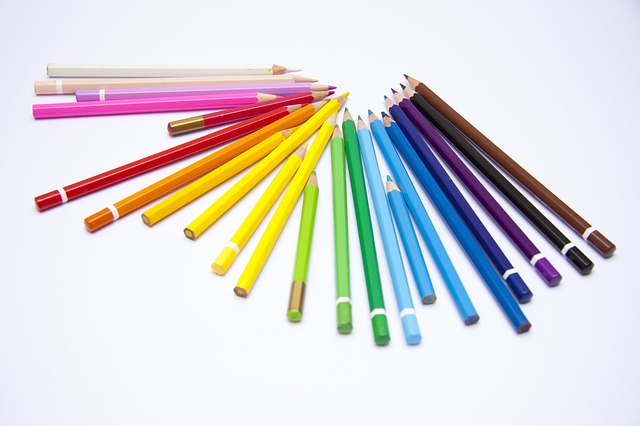 Crayons, Children, To Draw, Screen, Paint, To Color