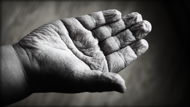 Children, Hand, Creasy, Open, Wrinkles, Aging, Age