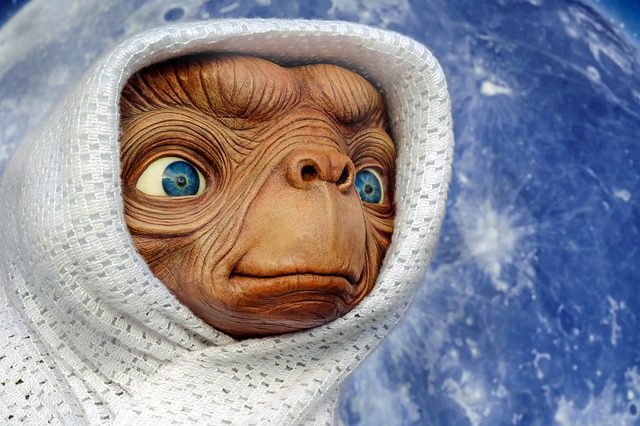 Et, Extraterrestrial, Creature, Fig, Fantasy, Planet