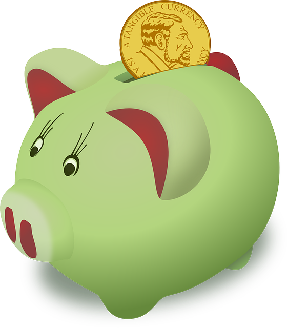 Moneybox, Pig, Piggy, Saving, Bank, Cash, Coin, Credit