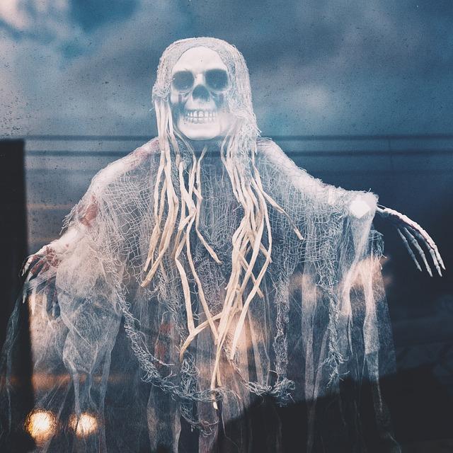 Spirit, Halloween, Creepy, Scary, Monster, Ghost, Weird