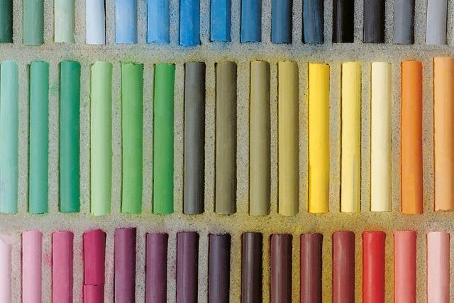 Pastels, Cretaceous, About, Color, Pastel Painting