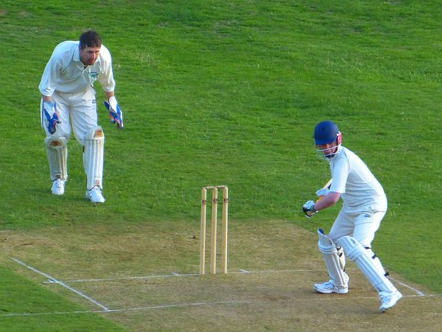 Cricket, Team Sports, Thrower, Throw, Batsman, Ball
