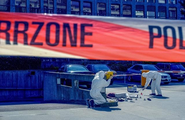 Zurich Cantonal Police, Crime Scene, Crime, Did
