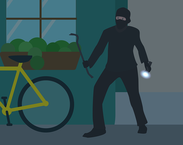 Burglary, Crime, Theft, Criminal, Fear, Threatening
