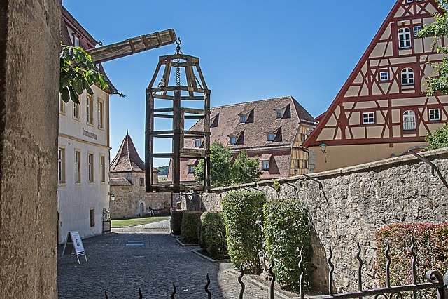 Rothenburg Of The Deaf, Criminal Museum, Middle Ages
