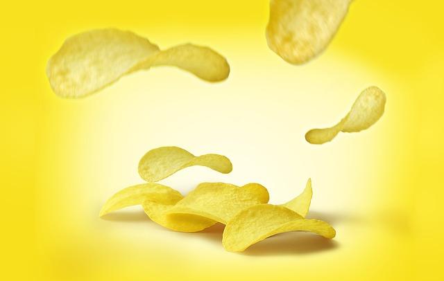 Crisp, Potato, Fast Food, Chips