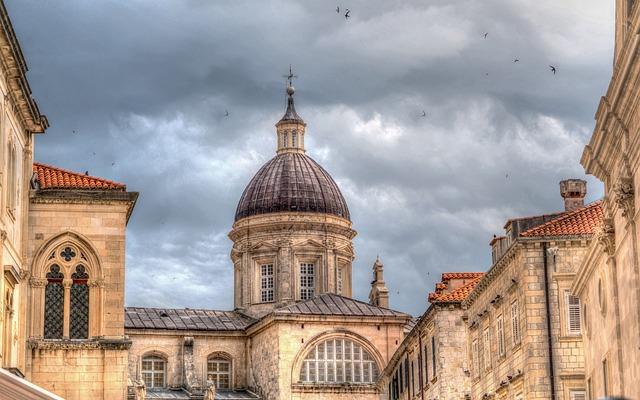 Croatia, Dubrovnik, Europe, Travel, Architecture
