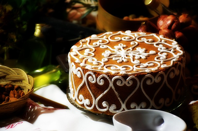 Cake, Traditional, Croatia, Baking, Food, Sweet