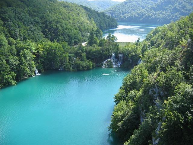 Plitvice, Lake, Croatia