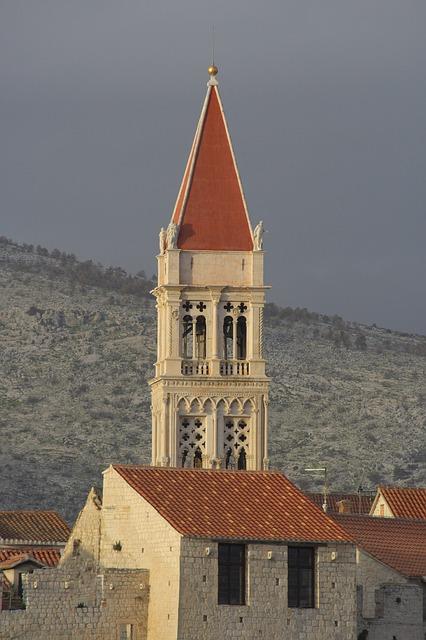 Croatia, Dalmatia, Trogir