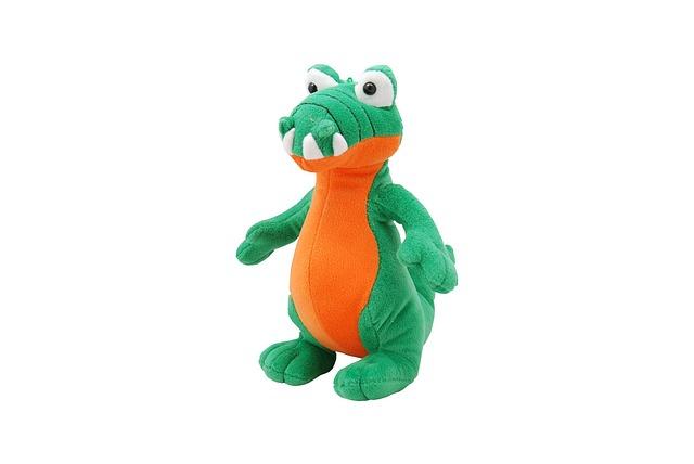 Crocodile, Sitting, Alligator, Animal, Object, Cute