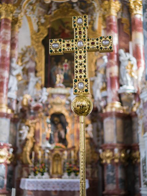 Cross, Church