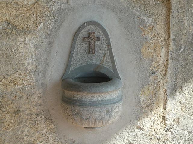 Fountain, Drinking Fountain, Szentkút, St, Cross