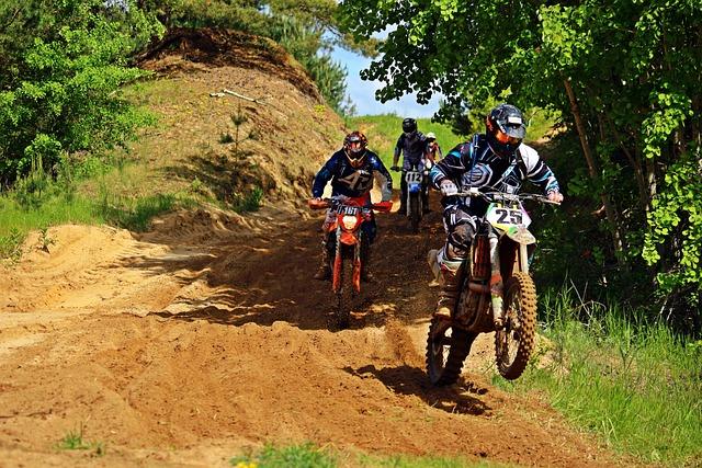 Motocross, Enduro, Motocross Ride, Cross, Race
