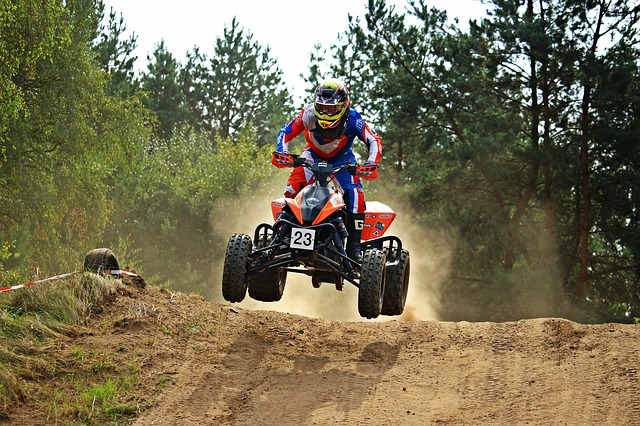 Motocross, Enduro, Quad, Motocross Ride, Cross