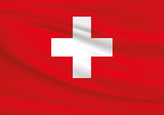 Switzerland, Flag, Cross, White, Red, Swiss Flag