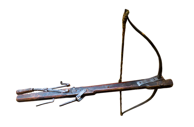 Weapon, Crossbow, Middle Ages, Shoot, Fight, Png