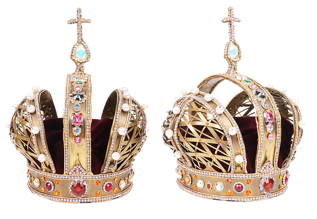 Royal Crown, Imperial, History, Golden, Crown, Symbol