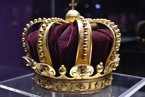 King, Crown, History, Romania