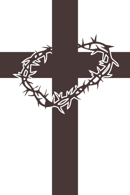 Christ, Christianity, Cross, Crown Of Thorns, Jesus