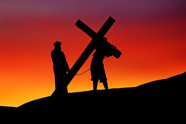 Easter, Jesus, Crucifixion, Cross, Religion, Faith