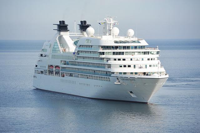 Cruise, Ship, Cruiser, Cruise Ship, Vacations