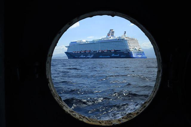 My Ship, Cruise, Porthole, Cruise Ship