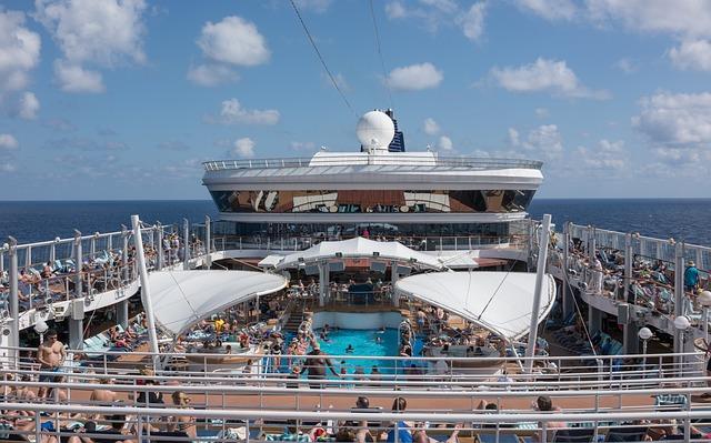Norwegian Dawn, Cruise Ship, Spring Break, Sea