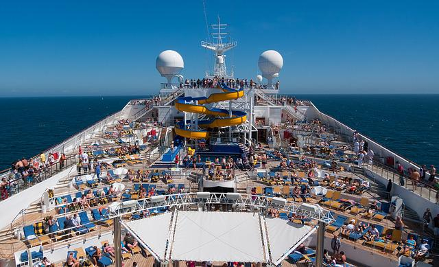 Cruise, Ship, Ocean, Sea, Travel, Cruise Ship, Vacation