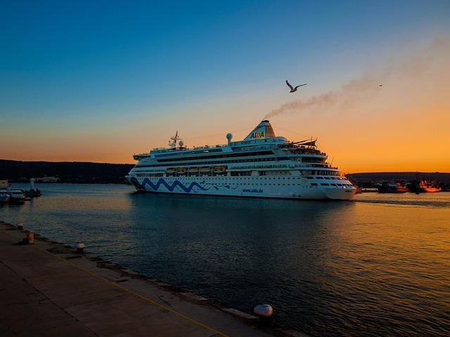 Ship, Cruise Ship, Travel, Sea, Cruise, Sky, Tourism