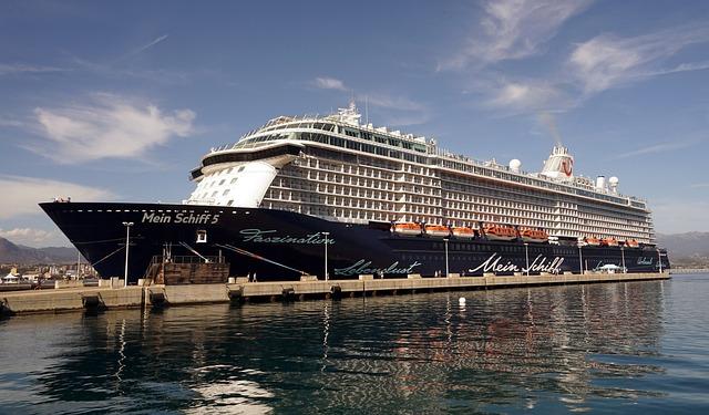 Ship, Cruise, Cruise Ship, Water, My Ship 5, Travel
