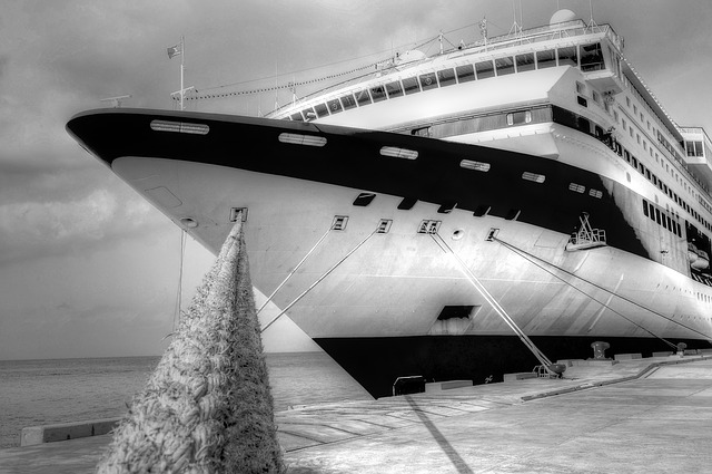 Cruise Ship, Cruise, Cruiser, My Ship, Passenger Ship