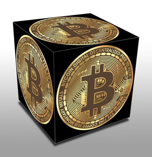 Bitcoin, Cryptocurrency, Blockchain, Financial