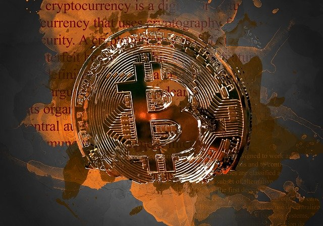 Bitcoin, Cryptocurrency, Money, Currency, Digital