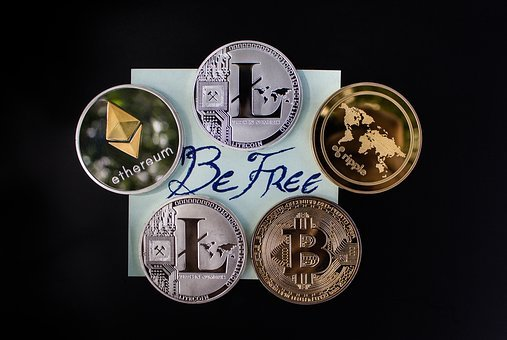 Cryptocurrency, Finance, Be Free, Freedom, Pay