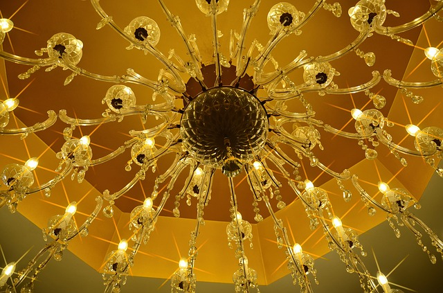 Chandelier, Light, Candlestick, Lighting, Crystal Glass
