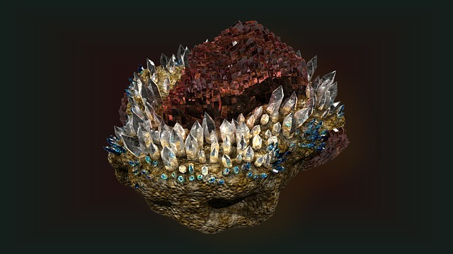 Mineral, Stone, Crystal