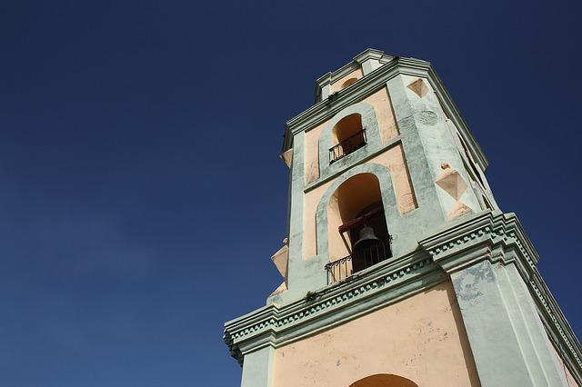 Bell Tower, Cuba, Trinidad, Architecture