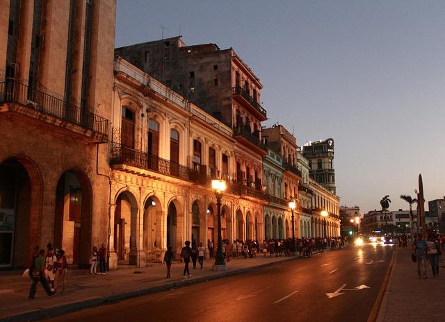 Cuba, Havana, Architecture, Travel, Tourism, Habana