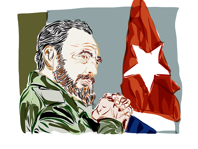 Fidel, Castro, Cuba, Revolutionary, 1959, Politician