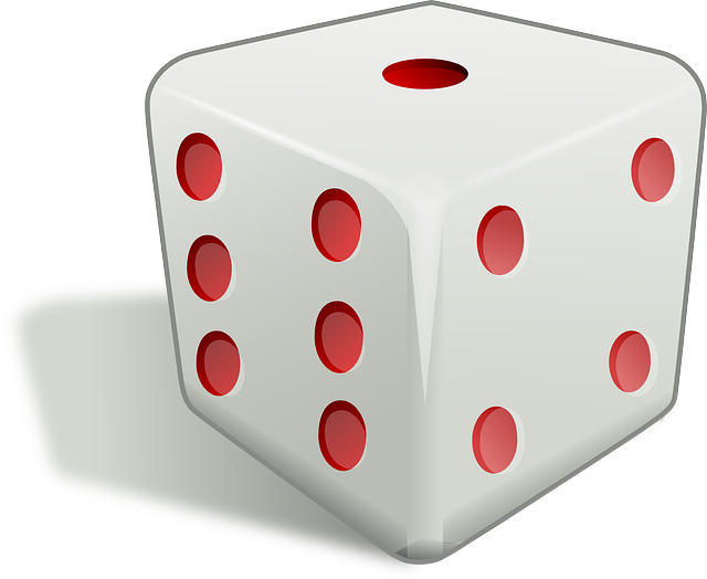 Dice, Cube, Die, Game, Gambling, Luck, Chance, Numbers